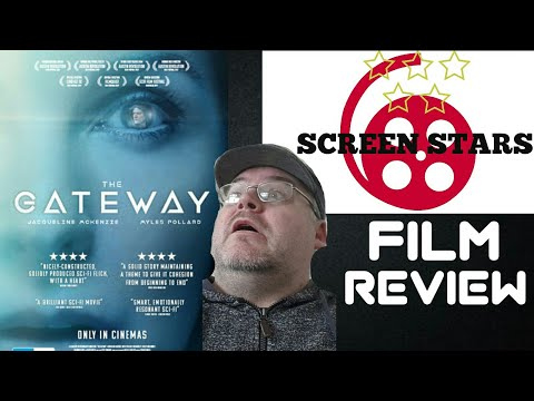 The Gateway (2018) Sci-Fi Film Review (AKA Alpha Gateway)