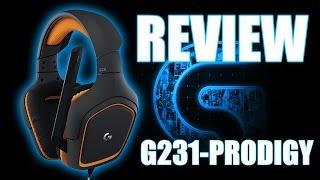 Kurztest: Logitech G231 Prodigy Headset (PS4, Xbone, PC)