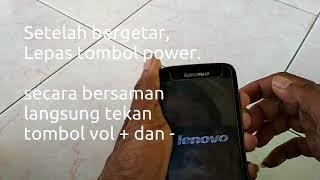 Hard Reset LENOVO A516