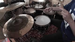 Church Ft EARTHGANG   Samm Henshaw Drum Cover