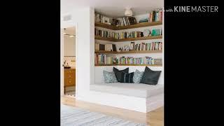 مكتبات منزلية هااااااايلة اجعل واحدة مثلها في بيتكHigh Quality Home Libraries Make One At Home