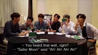 Gambar cover [Eng Sub] 180828 Shinhwa's 20th Anni Special Album #HEART Intro