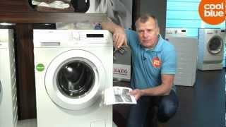 AEG Lavamat 71670 FL Videoreview En Unboxing NL BE