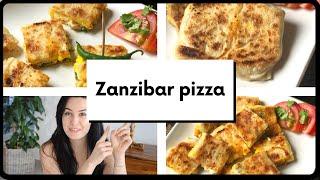How to make Zanzibar pizza
