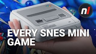 All 21 Games for the Super NES Classic Edition / SNES Mini - The Best of the SNES with Star Fox 2