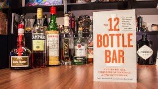 Beginning Your Own 12 Bottle Bar