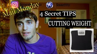 4 SECRET Tips on How to Cut Water Weight: Wrestler Mail Monday