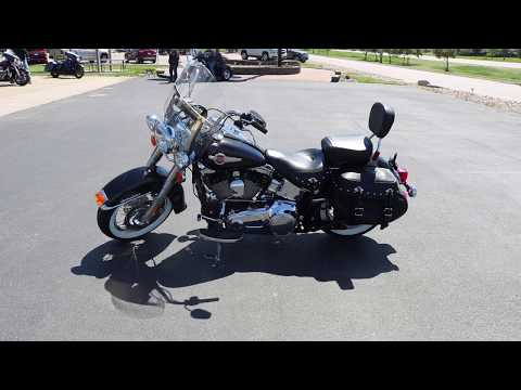 2017 Harley-Davidson Heritage Softail® Classic in Carroll, Iowa - Video 1