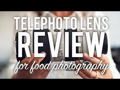 Telephoto Lens Review: My Surprising Favorite New Lens for FOOD PHOTOGRAPHY