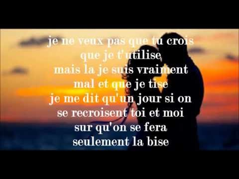 chanson damour triste rap 2011 paroles. Black Bedroom Furniture Sets. Home Design Ideas