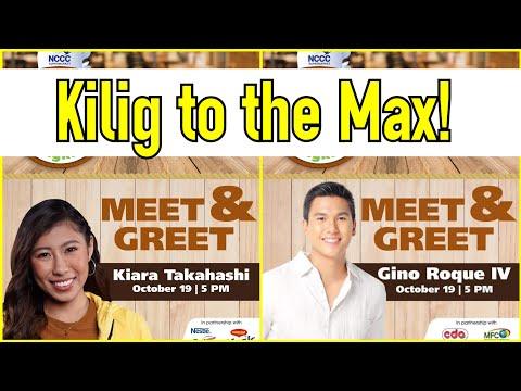 Andito n ba sila sa Airport? - KiaNo Mall Show @ NCCC VP Davao City