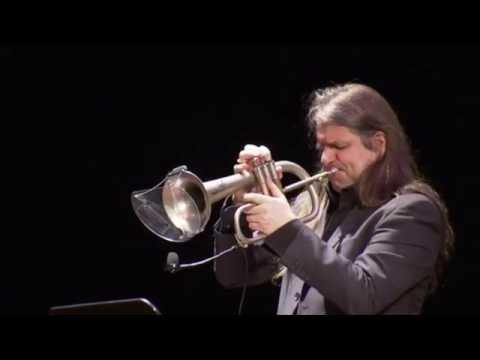 Franz Hackl im Brucknerhaus Grosser Saal  Duo mit Adam Holzman