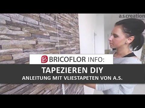 A.S. Création Tapeten | Anleitung: Tapezieren| DIY