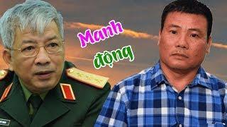 Đau đầu vụ Trương Duy Nhất, BCT quyết định đình chỉ công tác Nguyễn Chí Vịnh TC2 vì quá manh động