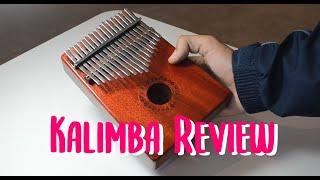 Kalimba Review: Gecko 17-Key Solid Mahogany Kalimba