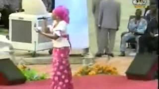 Tope Alabi Singing Iyanu at Winners Chapel 30th Anniversary