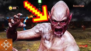 10 Scary Gaming Easter Eggs You Never Noticed
