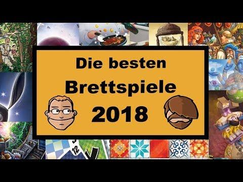 Die besten Brettspiele 2018 - Unsere Top 3 nach Kategorie