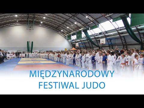 MIędzynarodowy Festiwal Judo Dzieci