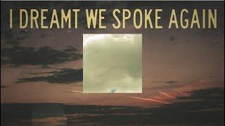 """Death Cab for Cutie - """"I Dreamt We Spoke Again"""" (Lyric Video)"""