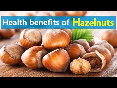 , title : 'Health benefits of Hazelnuts