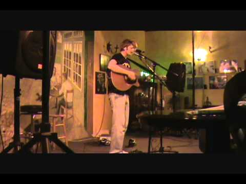 The Ryan Persinger Project- The Whiskey Affair-Rebecca's Coffee House- San Diego,CA
