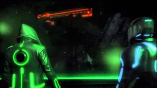 Tron: Evolution - Abraxas' Visit to the Bostrom Colony
