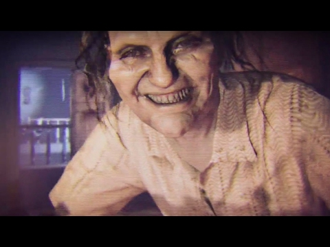 Resident Evil 7 Biohazard Official Banned Footage: Vol. 1 Trailer thumbnail