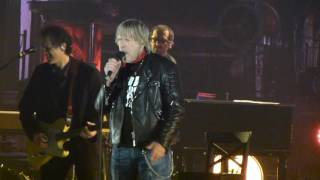 Renaud Toujours Debout Live@FN 09 11 2016