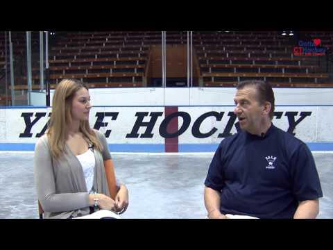 Meet the Coach: Keith Allain, Yale University Men's Ice Hockey