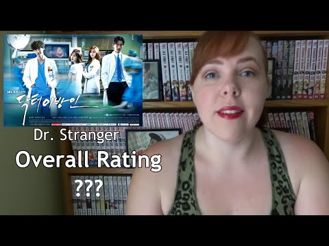 Kdrama review  dr stranger