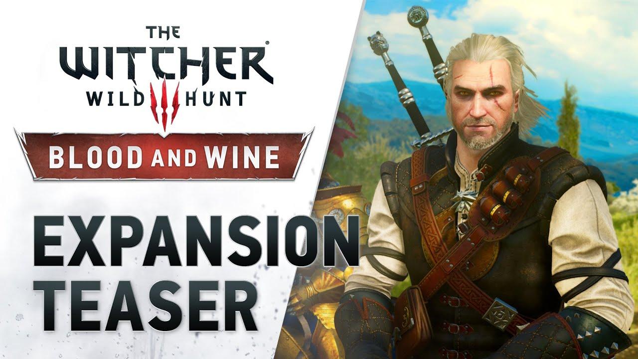 Ecco come il team di The Witcher 3 ha plasmato il territorio di Toussaint nell'imminente espansione Blood and Wine