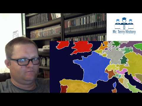 A History Teacher Reacts | Oversimplified - French Revolution (Part 1)