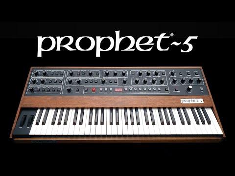 חברת Sequential מציגה מחדש את ה- Prophet 5 וה-10