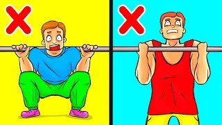 The Only 10 Exercises Men Need to Bulk Up