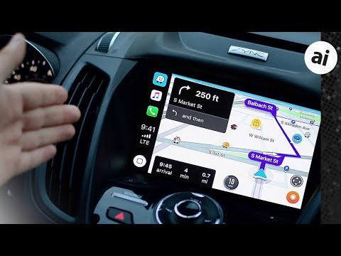 What's New with CarPlay in iOS 12!