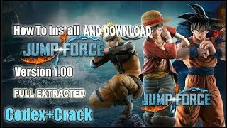 How To Download Jump Force   For Pc   Cracked