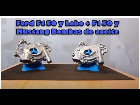 Ford  F150 y Lobo + Mustang Bombas de aceite