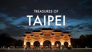 TREASURES OF TAIPEI