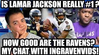 The Baltimore Ravens Will Win The Super Bowl, If... ? Interview With IngravenVids