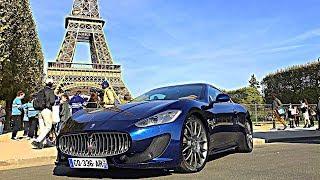 Maserati GranTurismo Sport Review: Road Trip Cannes to Paris