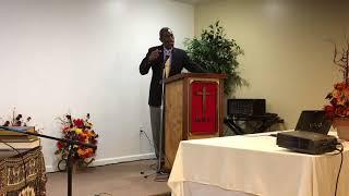November 30, 2017 - The Devil's Devices: Deception, Pastor Dennis Jefferson