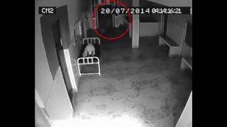Ghost Coming Out Of Dead Body Caught On CCTV Camera  Soul Leaving Dead Body Hospital CCTV Footage