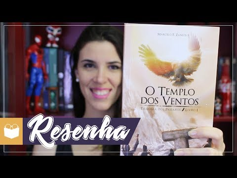O TEMPLO DOS VENTOS - Marcelo F. Zaniolo | Admirável Leitor
