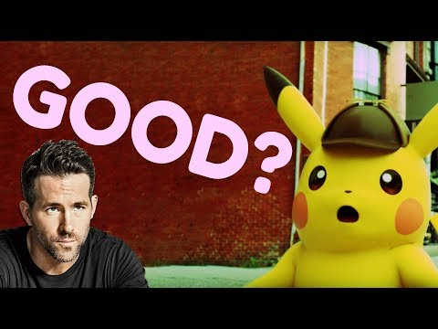 OUR THOUGHTS ON RYAN REYNOLDS AS DETECTIVE PIKACHU - The Dex! Podcast