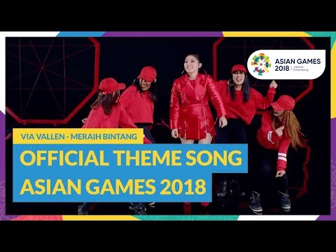 , title : 'Meraih Bintang - Via Vallen - Official Theme Song Asian Games 2018'