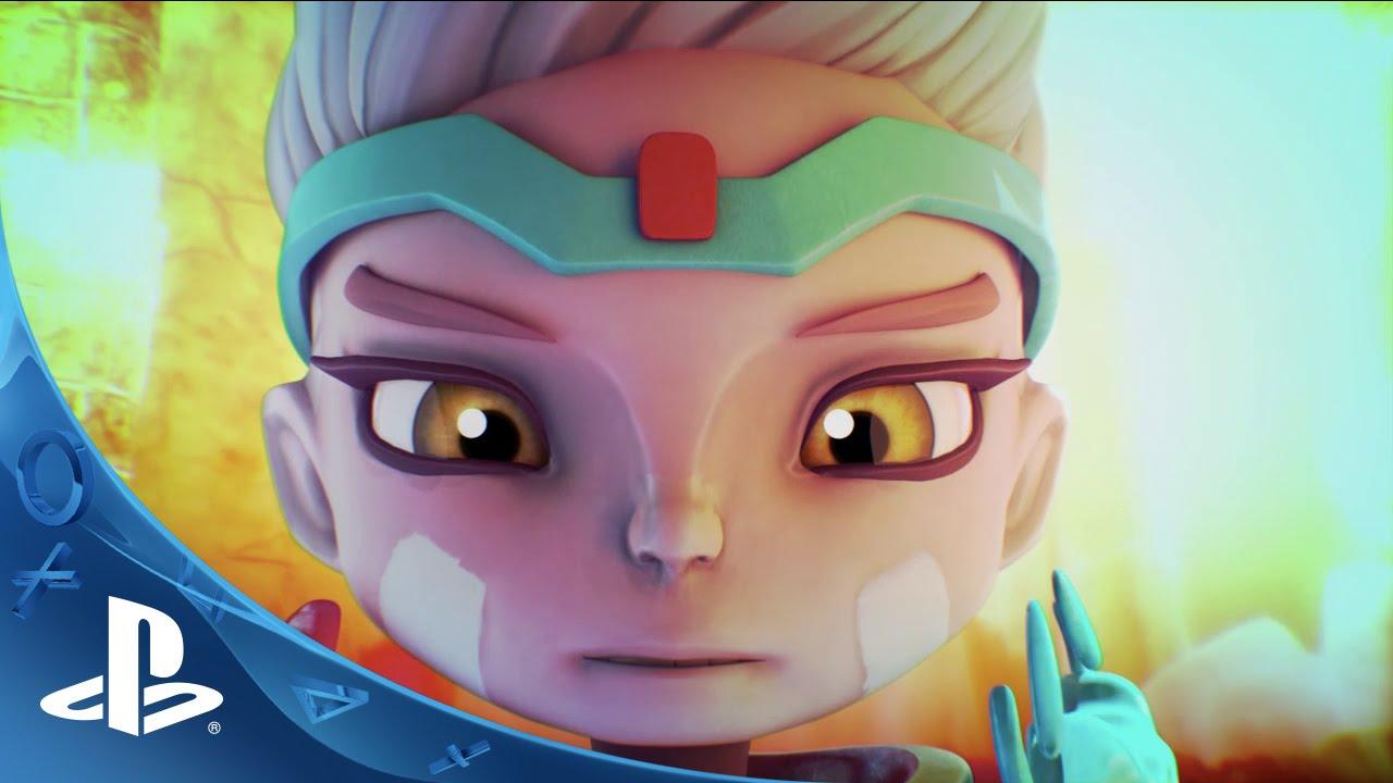 Red Goddess: Inner World llega a PS4 este 30 de junio