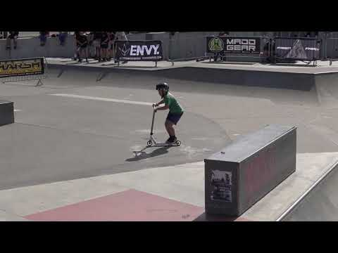 New Zealand Scooter Nationals 2020 - Under 10's Toby Moore