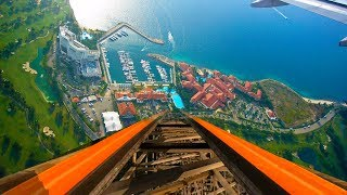 10 Rides That Are Absolutely Terrifying!