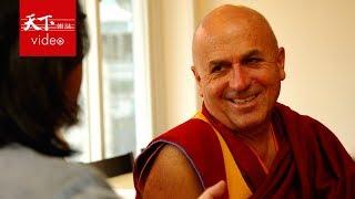 「快樂學」:法國科學家僧侶馬修‧李卡德TED演說